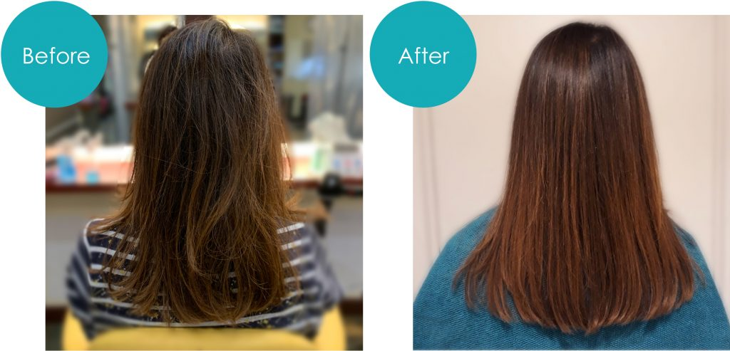 Hair Reformation Treatment